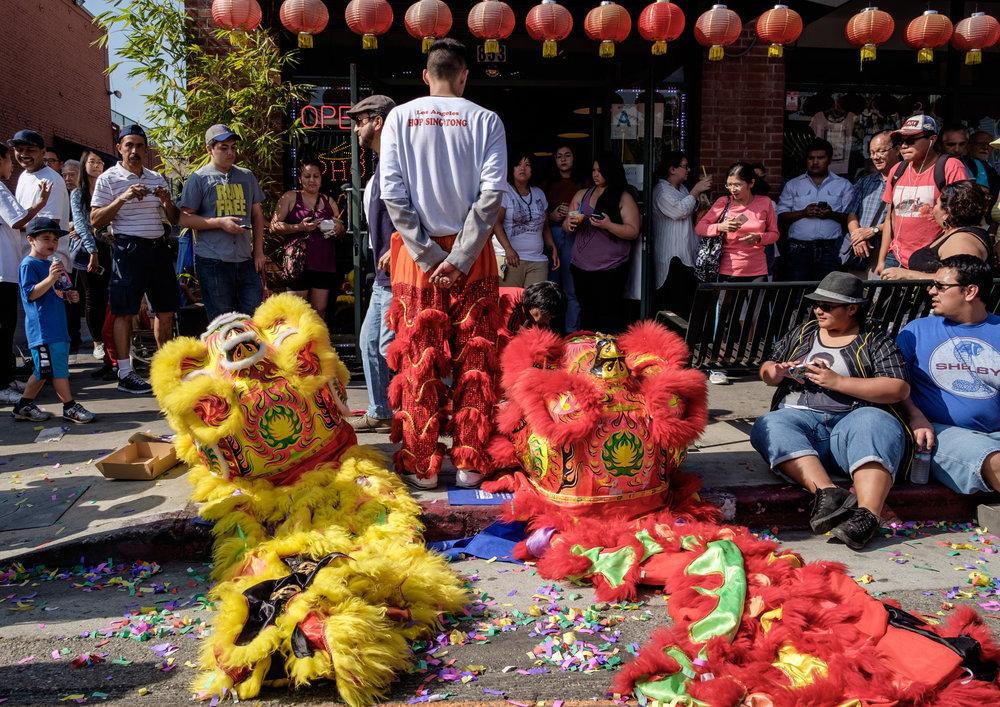 Chinese New Year Parade 2016