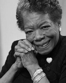 Maya Angelou  1990 Symposium