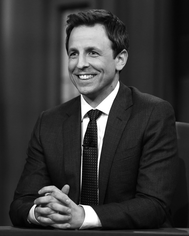 Seth Meyers  2012 Symposium