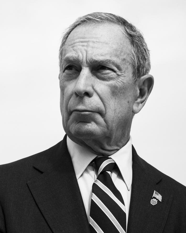Michael Bloomberg 1996 Symposium