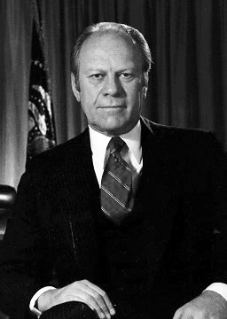 President Gerald Ford   1973 Symposium