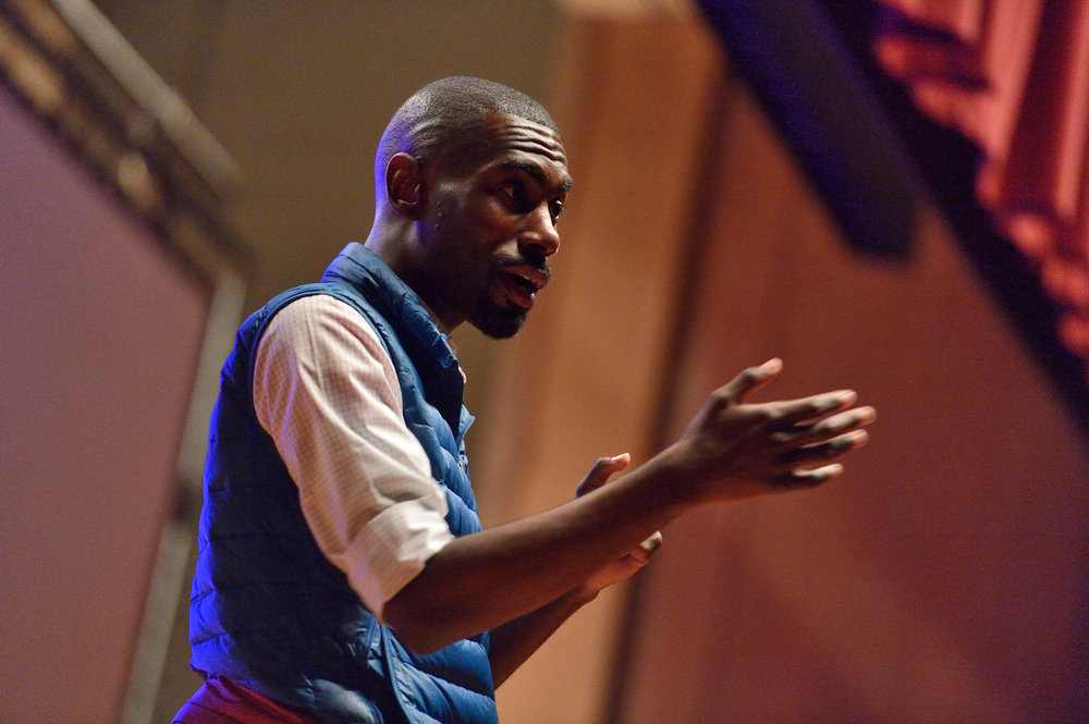Deray Mckesson, 2016