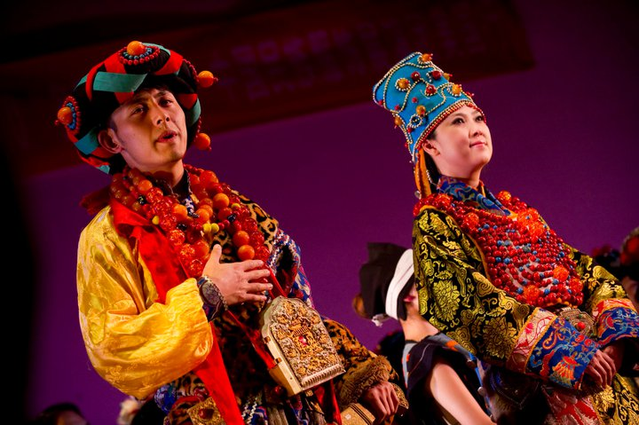 Colorful China Dance Group, 2010
