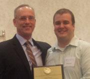 NARTH award recipient Daniel Garner