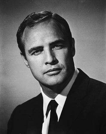 marlon brando was gay