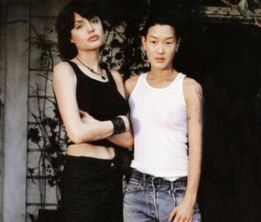 With Partner: Jenny Shimizu