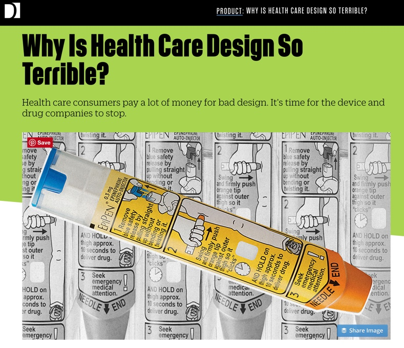 Why is Healthcare Design So Terrible?