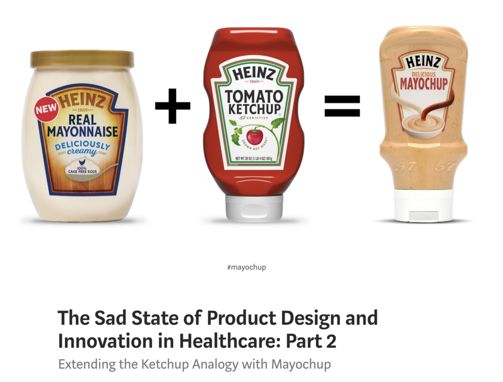 The Sad State of Product Design and Innovation in Healthcare: Part 2