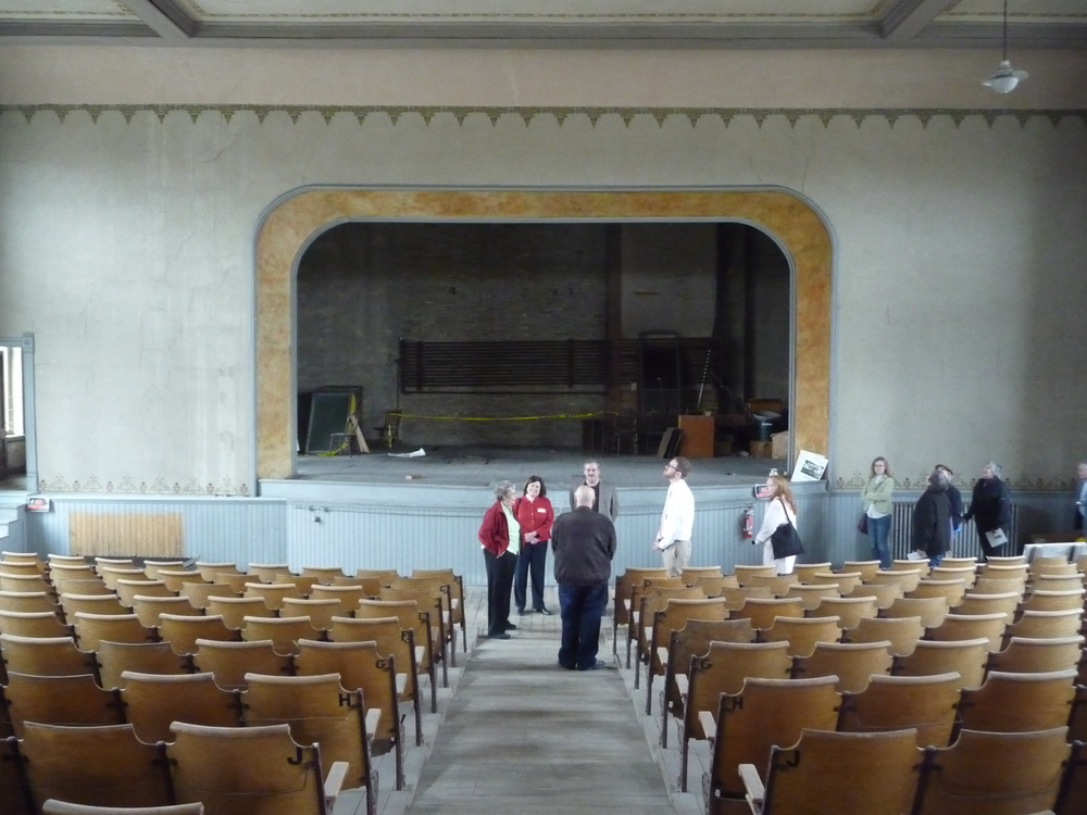 City Hall Auditorium - Columbus, Wisconsin