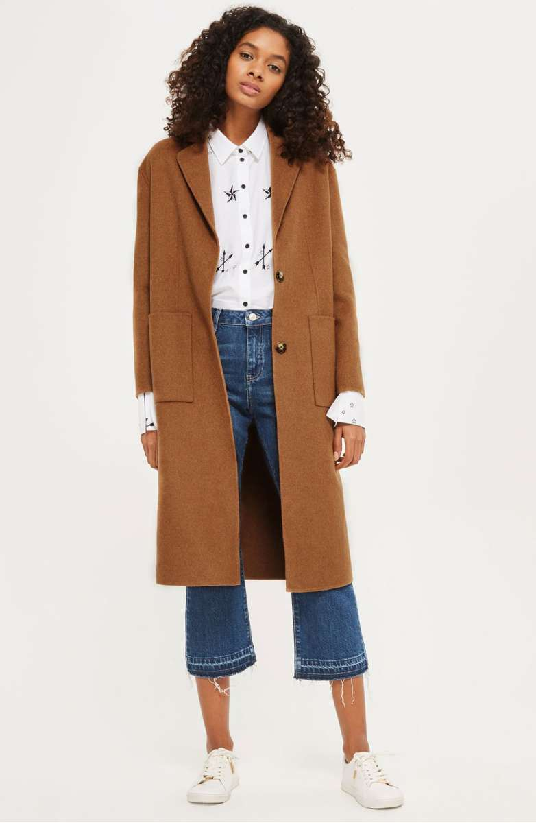 $109.90 - Topshop Long Coat