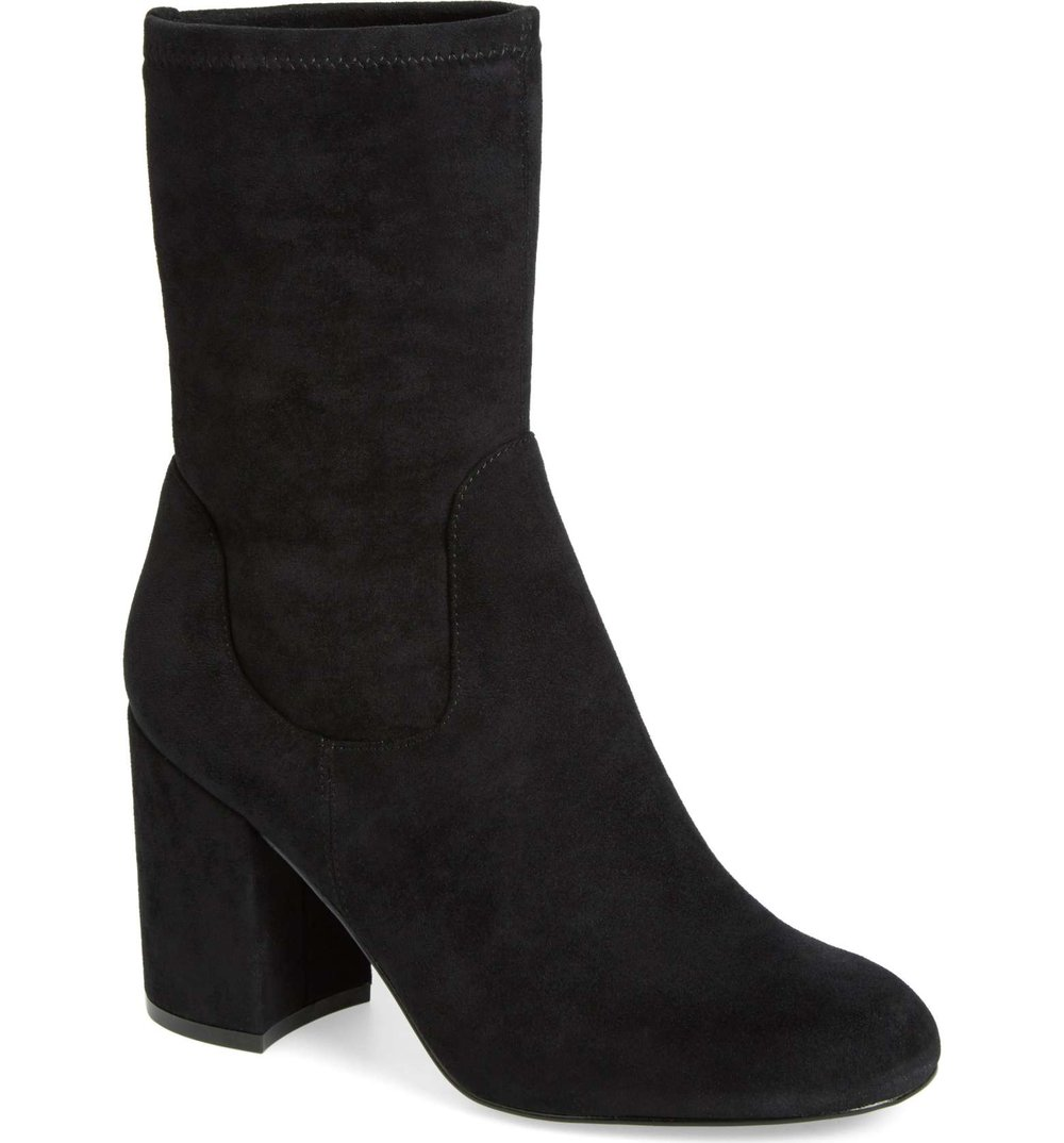 Sale: $79.90 - Jacy Stretch Bootie