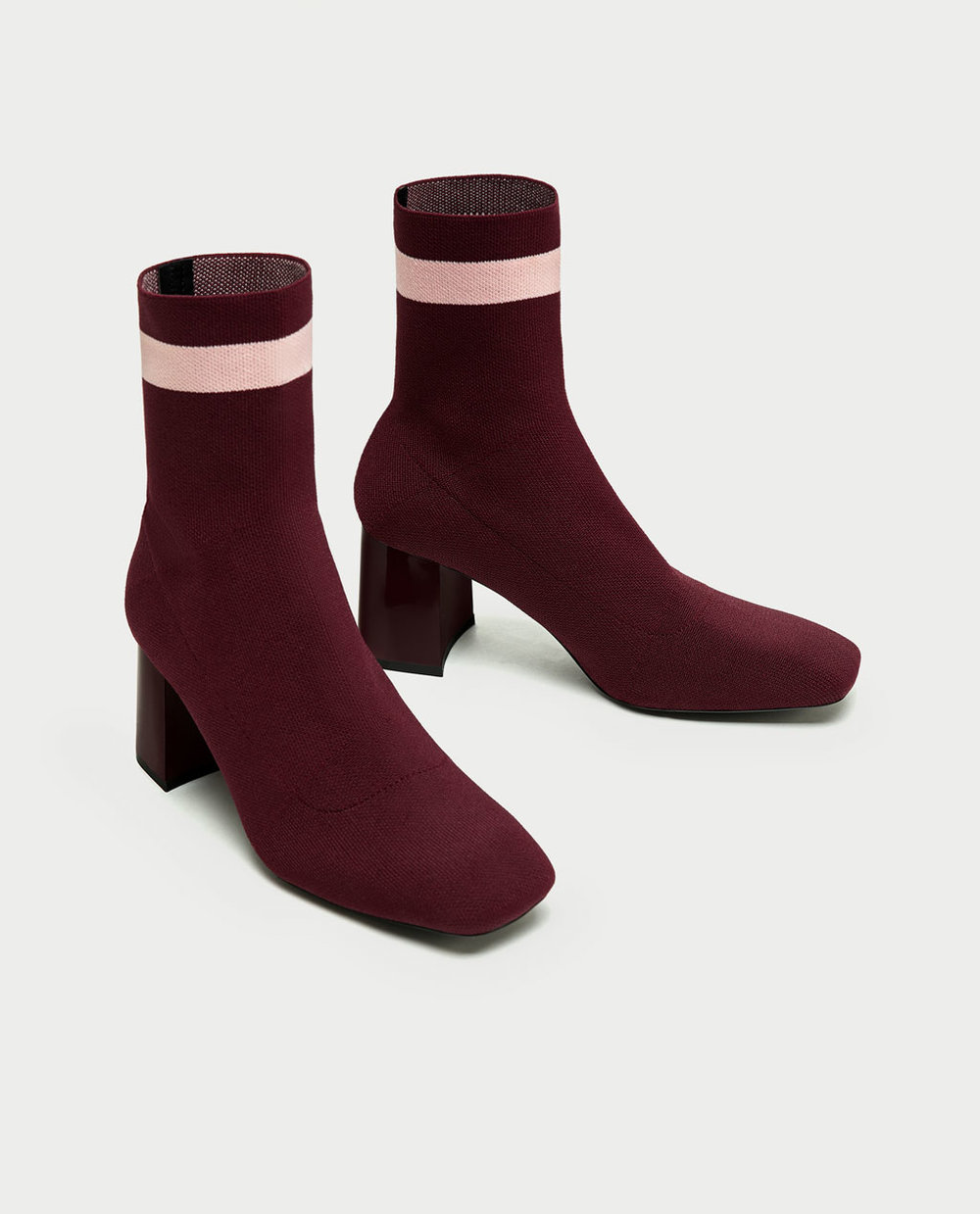 Zara Sock boot -