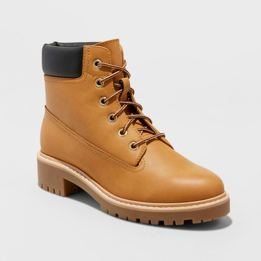 Utility Winter Boots - $37.99
