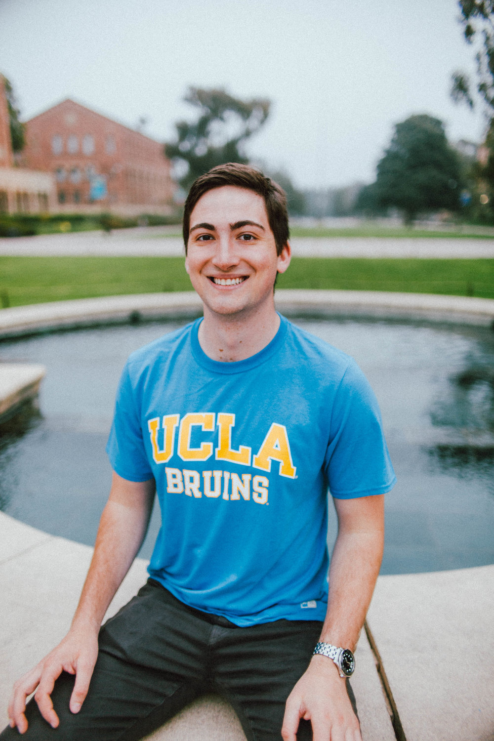 Brock Bauer - Undergraduate Student Appointee, UCLA Steering Committee for Online Teaching and LearningStudent Board Member, UCLA WASC Accreditation CommitteeBruins Breaking Bread Program Director, USAC Office of The PresidentExecutive Board Member, Bruin Real Estate Association