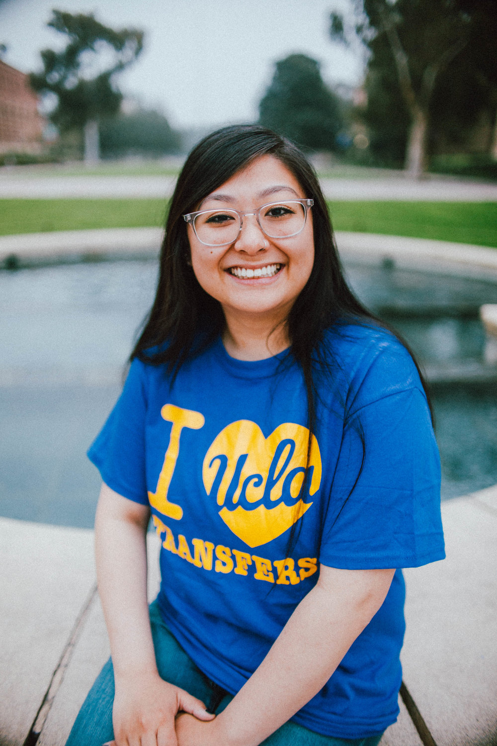 Jessica Kim - Member, Transfer Leadership CoalitionStaff Member, UC Affordability and Westwood Forward Committees, USAC Office of the PresidentCommunity Organizer, LA City Hall Gang Reduction and Youth Development ProgramFellow, Santa Monica Democratic Club
