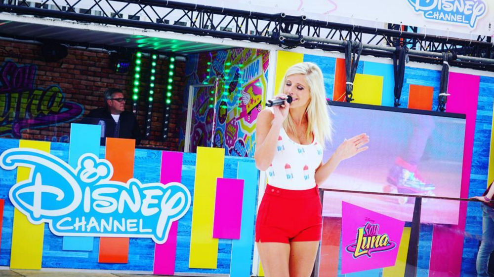 Soy Luna Disney Channel Cherrypie