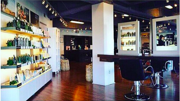 Inside CUE Hair and Skin Care's Renovated Salon
