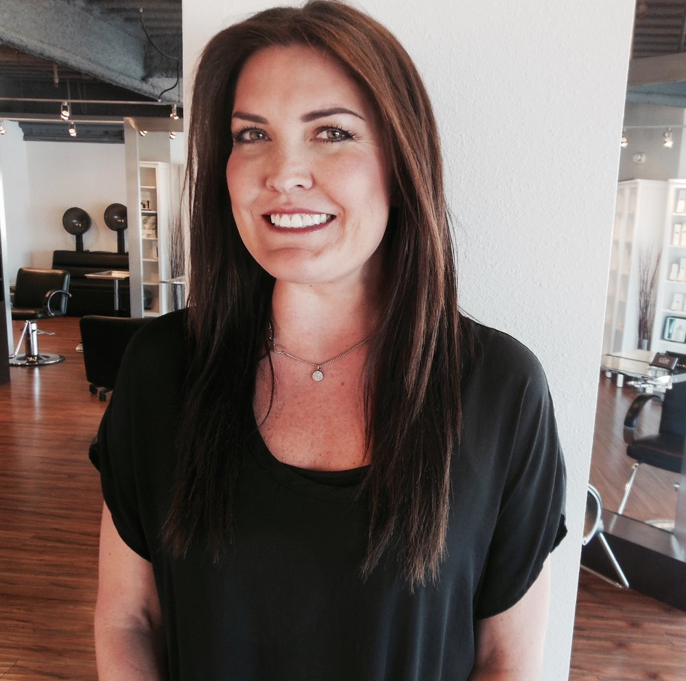 Whitney Welsh Creative Director Colorist Certified Great Lengths ExtensionSpecialist •15 years experience • Trained at Toni & Guy, extensive hair color • Specializing in ombre hair color, color corrections, luxury hair extensions &fashion color