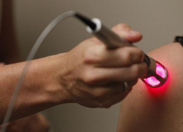 Laser therapy in Noosa