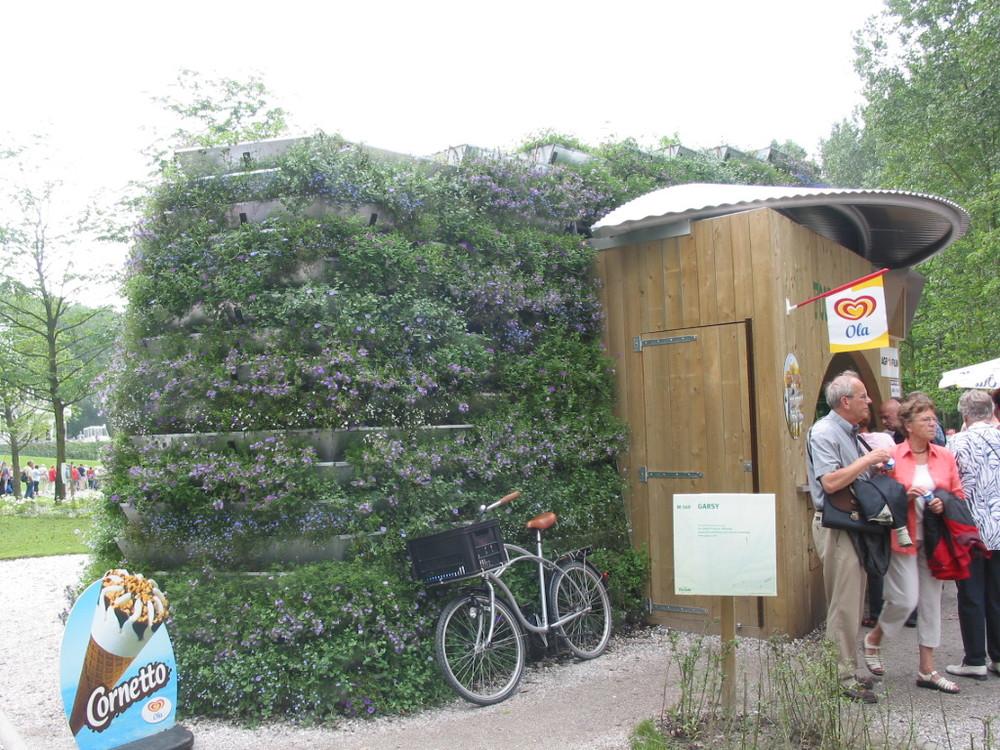 vertical garden -custom greenwall