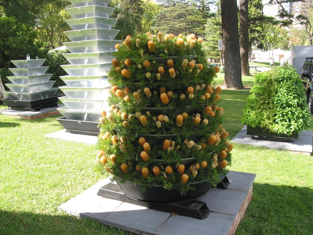 vertical garden DIY kit- tower