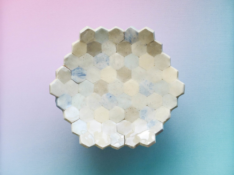 hexagon bowl