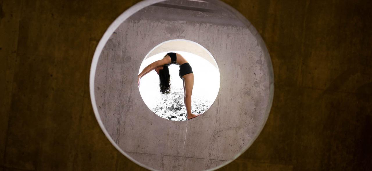 Urdhva Dhanurasana - Upward Bow Pose    http://www.facebook.com/CamilliaLeeYoga