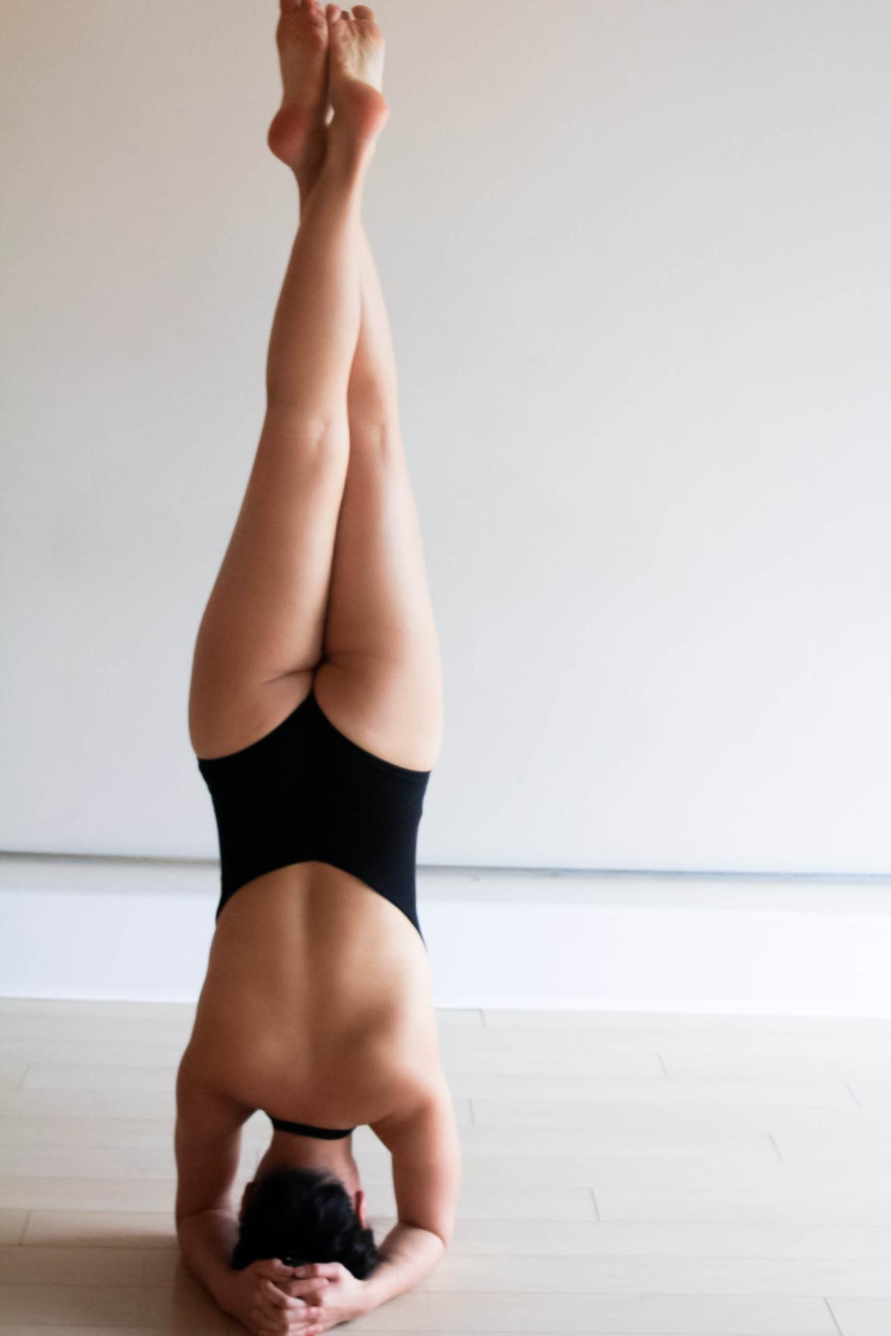 sirsasana - headstand