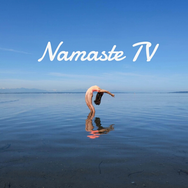 Completely overcome with joy, excitement and gratitude to be part of  Namaste TV  Season 3 & 4! #ilovemyjob