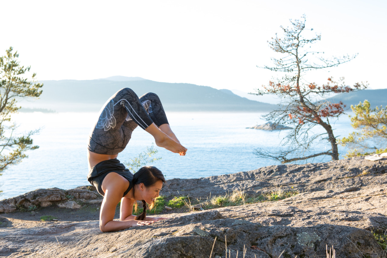 Life is even more fascinating when you make an effort to explore.        Vrschikasana | Scorpion Pose   Juniper Point | Lighthouse Provincial Park | West Vancouver | British Columbia | Canada