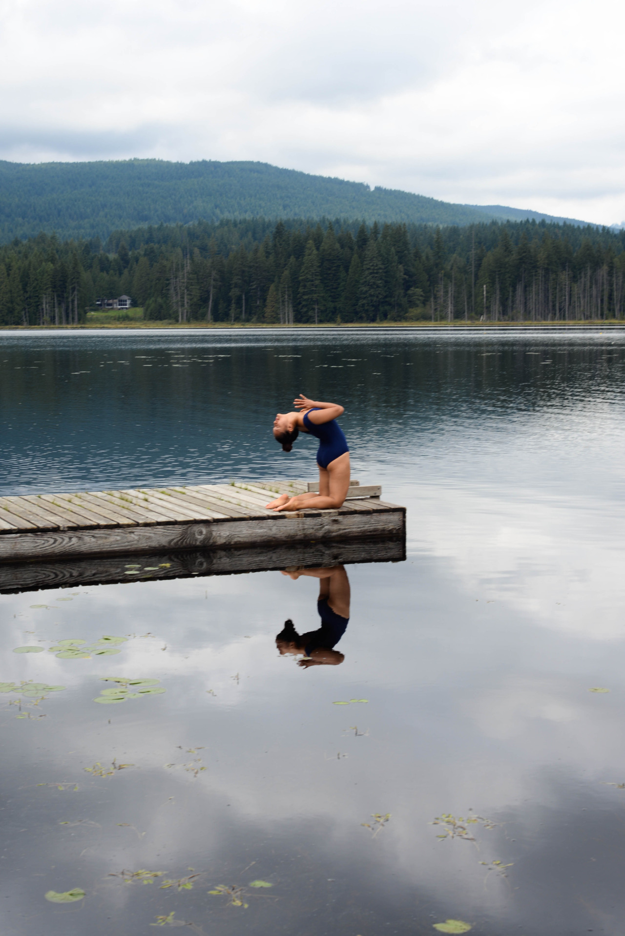 Open your heart   Ustrasana | Camel Pose   Whonnock Lake | Maple Ridge | British Columbia | Canada