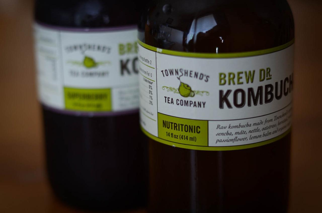 Kombucha loving