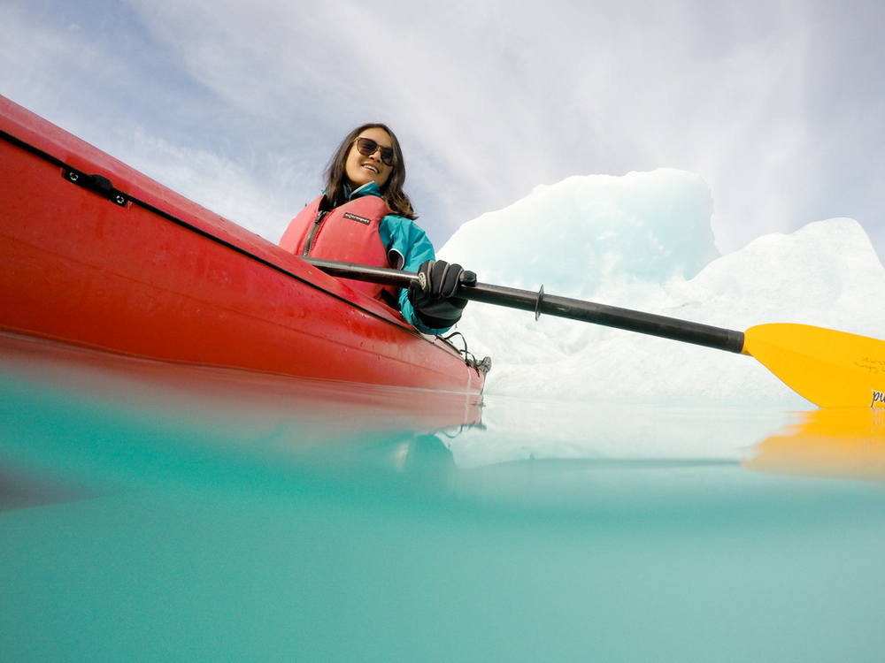 Iceberg Heaven  Kayaking Bear Glacier | Kenai Fjords National Park | Seward | Alaska