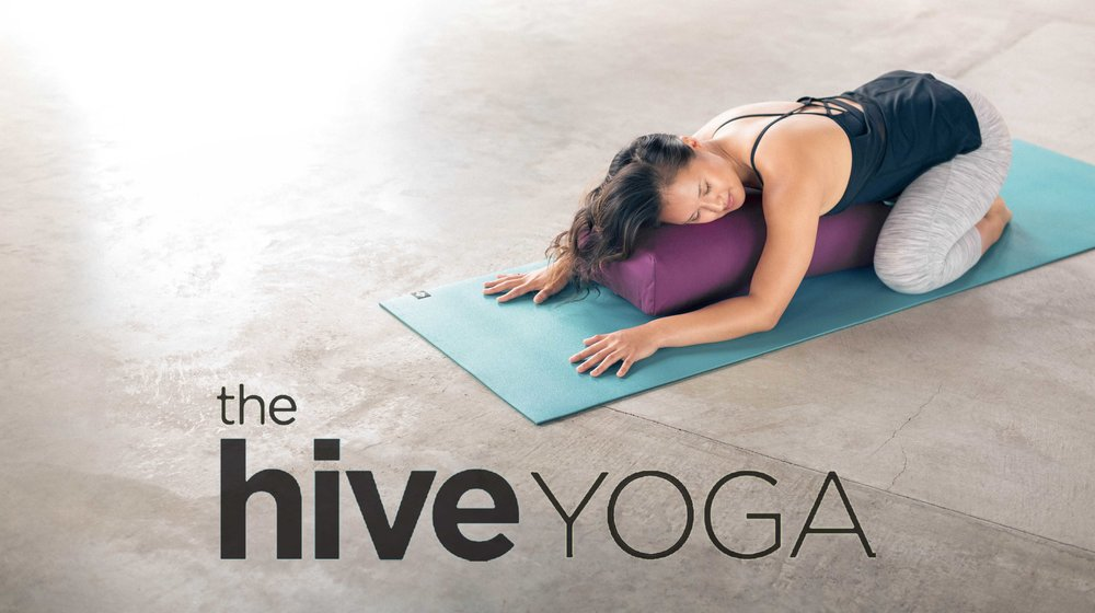The Hive Yoga - Cam Lee - Yin Yoga - North Vancouver
