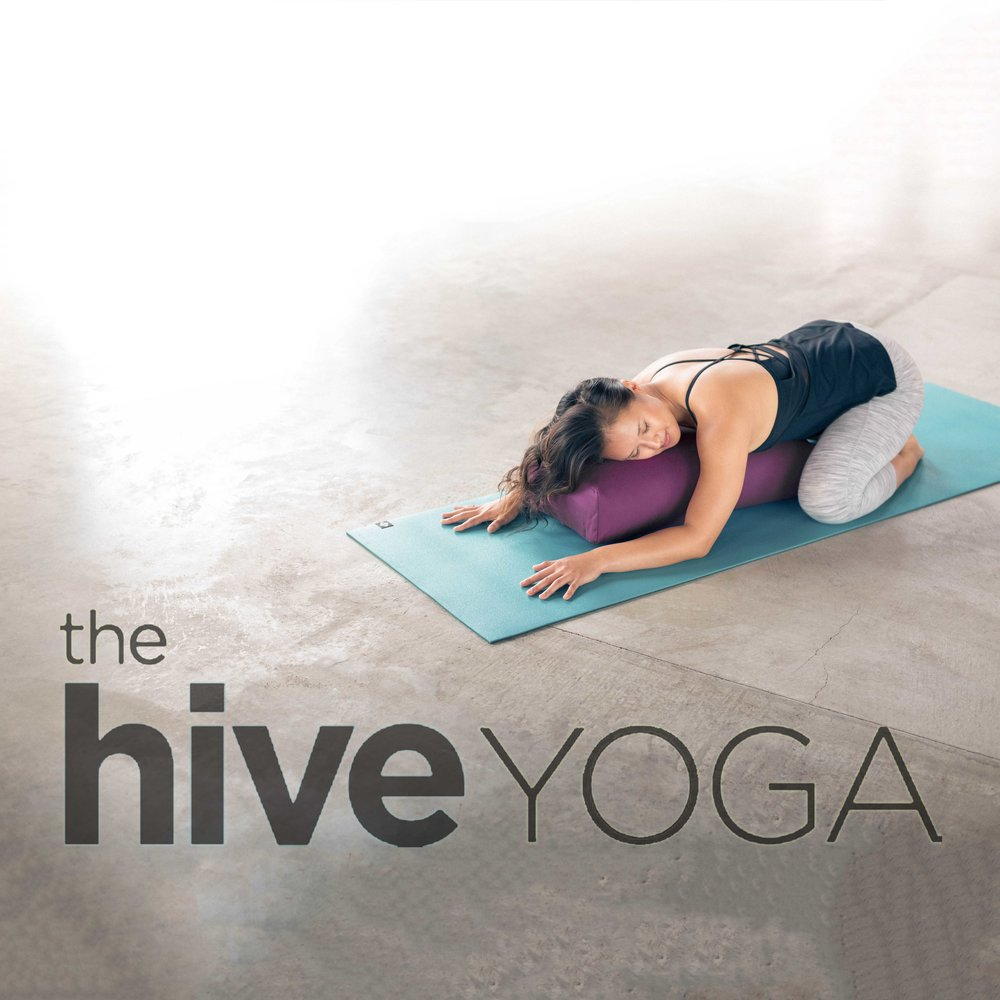 Cam Lee Yoga x The Hive Yoga