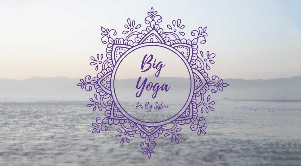 Big Sister and Cam Lee Yoga Big Yoga Event