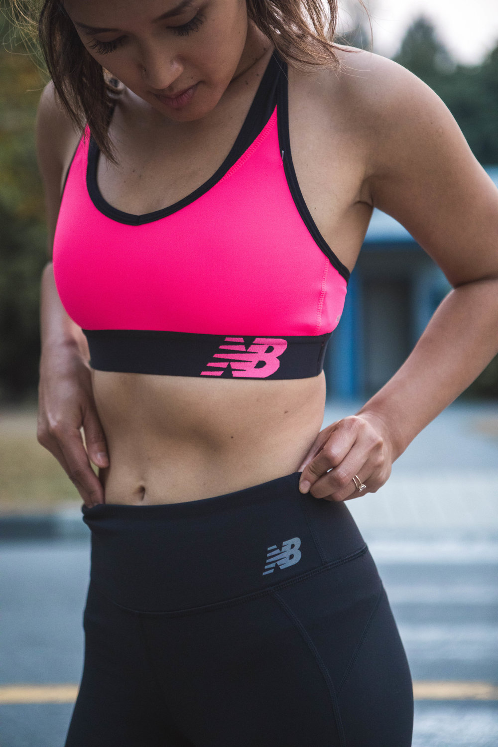 New Balance Vancouver x Cam Lee Yoga x Matt Bourne x Lifestyle x Running x Power Bra x Transform Tight