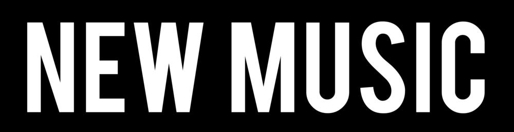 NEW MUSIC BANNER
