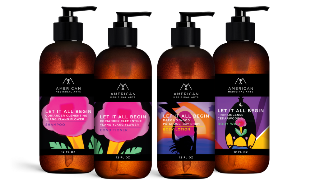 BUY THE LET IT ALL BEGIN SCENT JOURNEY COLLECTION 145.00