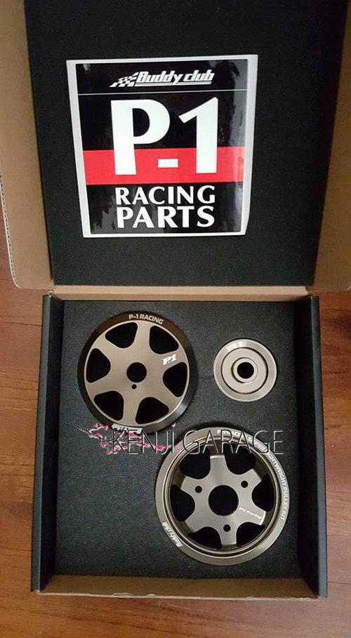 Buddy Club P1 Crank Pulley Kit 13+ SCION FR-S/13+ SUBRAU BRZ/17+ TOYOTA 86