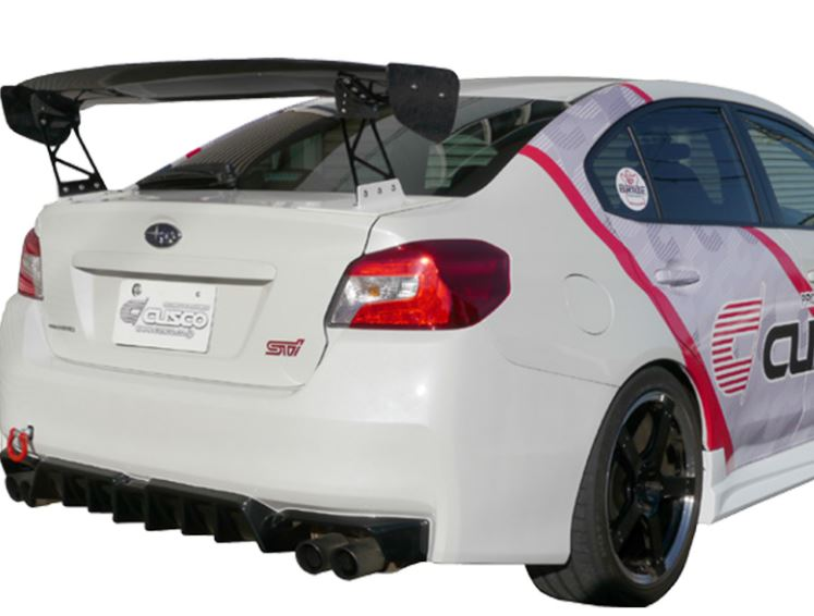 cusco power gt wing carbonfiber w brackets and trunk mount base 15 subaru wrx sti kenji garage cusco power gt wing carbonfiber w brackets and trunk mount base 15 subaru wrx sti kenji garage