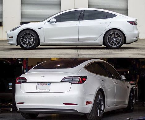 Eibach Pro Kit 17+ Tesla 3 RWD Lowering Spring — Kenji Garage