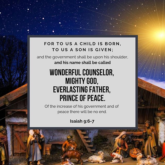 Wishing you a blessed and joyful Christmas as we celebrate the birth of our Saviour Jesus. #advent2018 #forthsundayofadvent