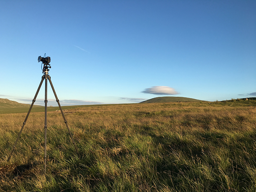 Aliens approaching Birker Fell....