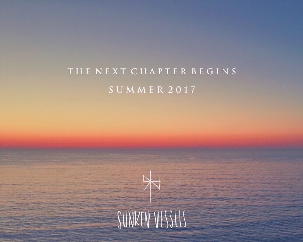 The Next Chapter >> The Next Chapter Sunken Vessels