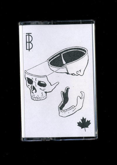 BRUISED TONGUE  The History Of - C60  Bruised Tongue is an Ottawa, Ontario based label owned and operated by Pierre Richardson and Craig Proulx. They like to release weird and fun things that their friends do so that other people can feel the noise. +  Bruised Tongue