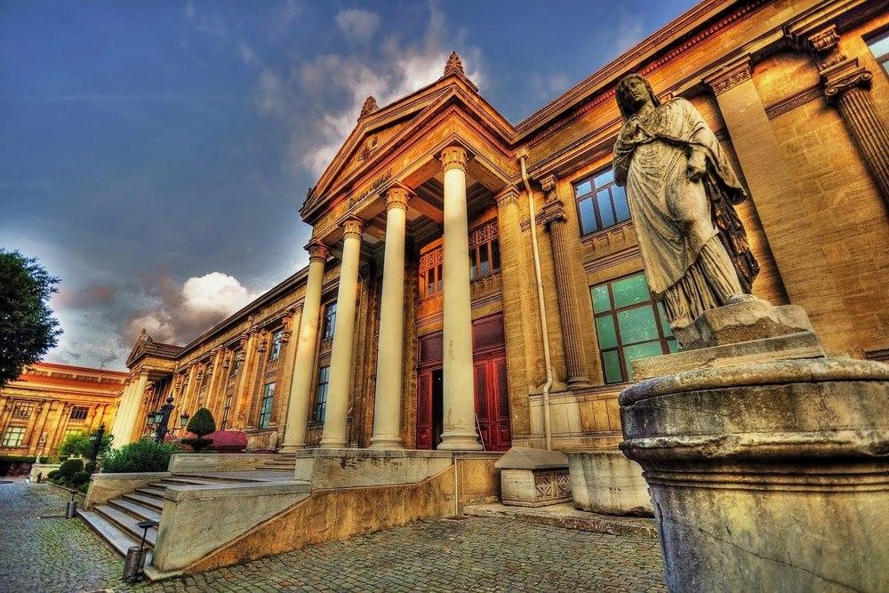 Istanbul Archeology Museum / Photo: Ali Mert Özgün