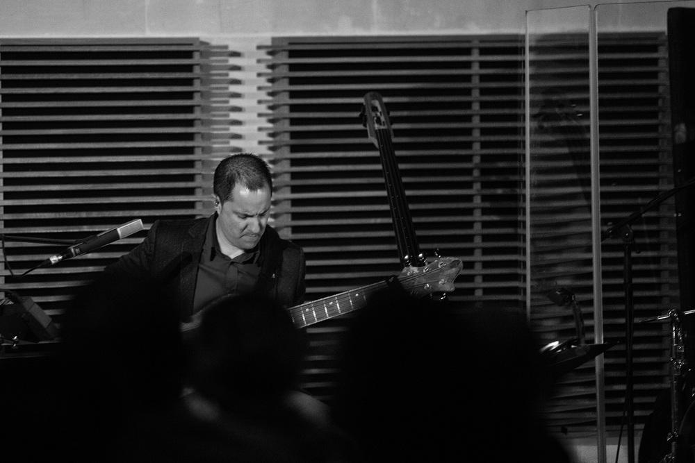 Edward Ellul on Bass