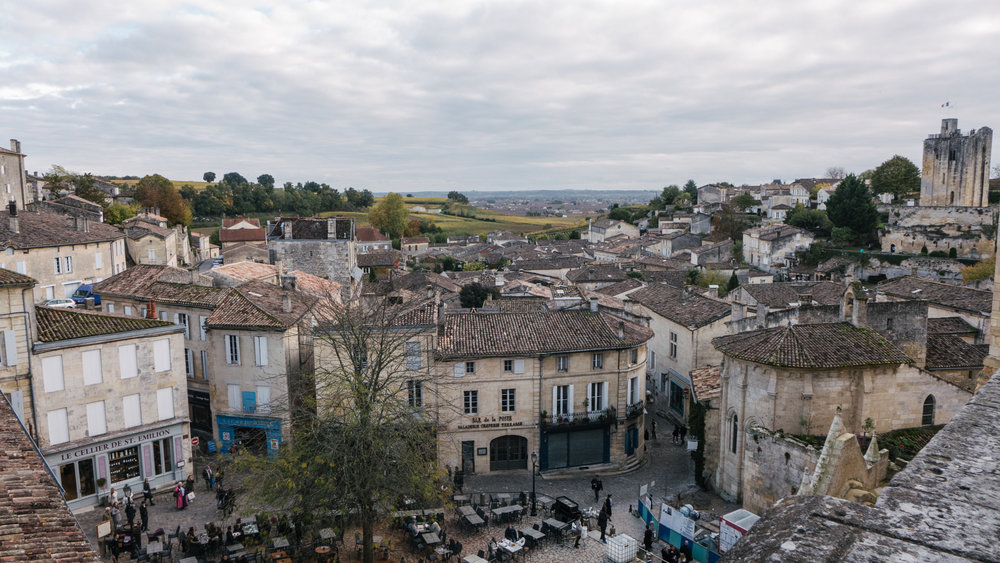 The beauty of St Emilion