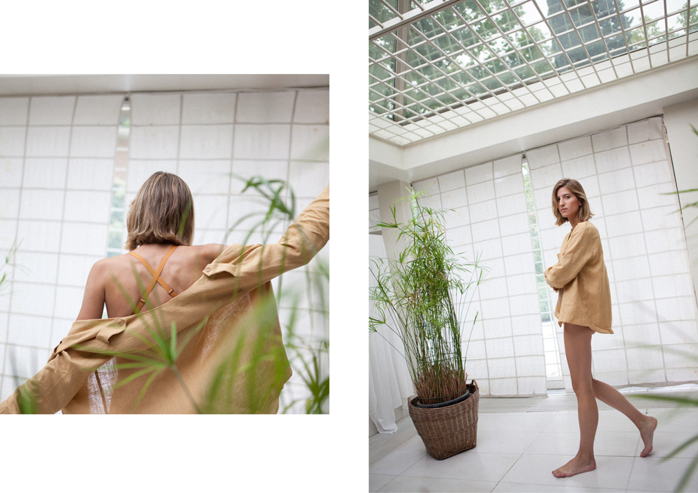 The Nude Label x Sunad by Nauzet Gaspar and Laura herranz